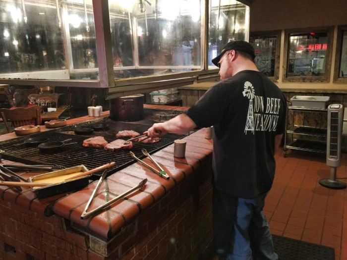 Iowa beef steakhouse in des moines