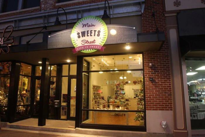 1. Main Street Sweets, Cedar Falls