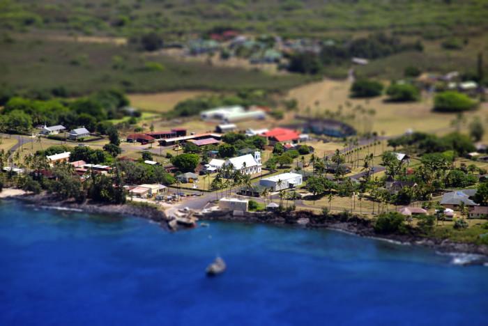 2) Kalaupapa, Molokai