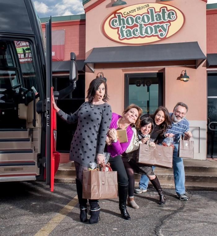20.Candy House Gourmet Chocolates, Joplin