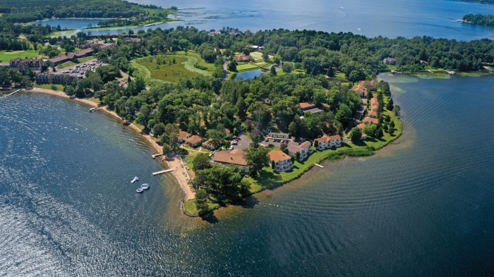 8. Madden's On Gull Lake is the perfect destination for a worry free vacation. Golf, explore, and relax at the spa for an unforgettable weekend.