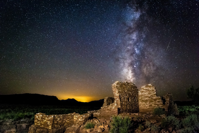 8. Arizona also has some of the darkest skies in the country, perfect for stargazing or discovering new planets.