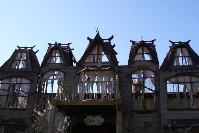 7. Haunted House in Helen, GA`
