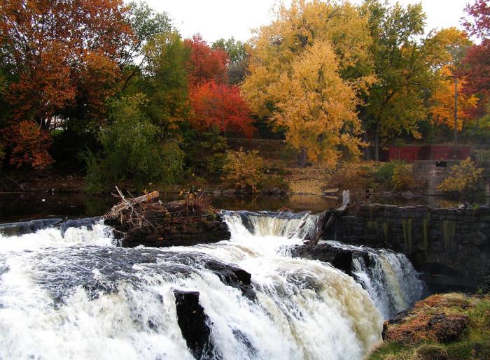 8. Great Falls, Paterson