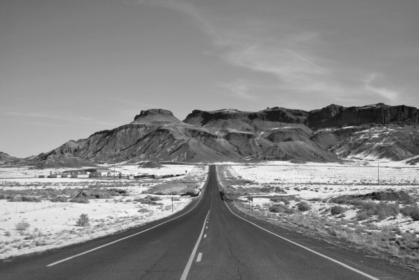 8. One of my personal favorites is driving along Indian Route 15 between Leupp and Ganado. The black buttes are all part of an extinct volcanic field.