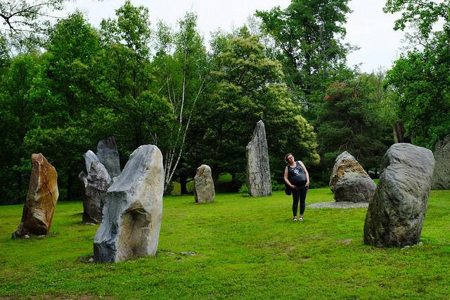 1. Columcille Megalith Park, Bangor