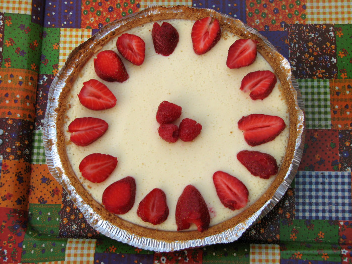 7. The world's best Key lime pie would be replaced by a jiggly, bright-green nightmare.