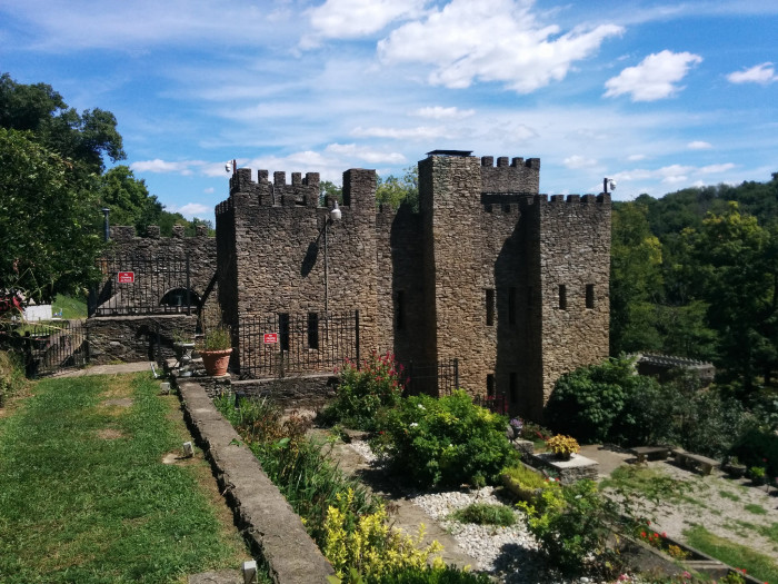 5. Our castles (yes, castles) will pleasantly surprise you...