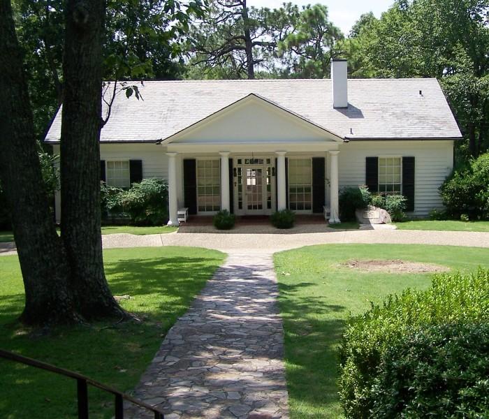 4. Visit the Little White House - 401 Little White House Rd, Warm Springs, GA 31830