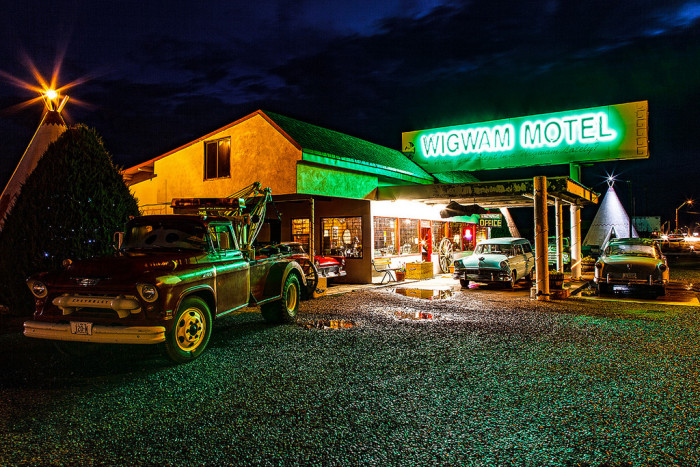 12. Wigwam Motel, Holbrook