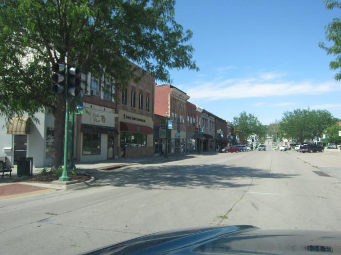 2. Mills County