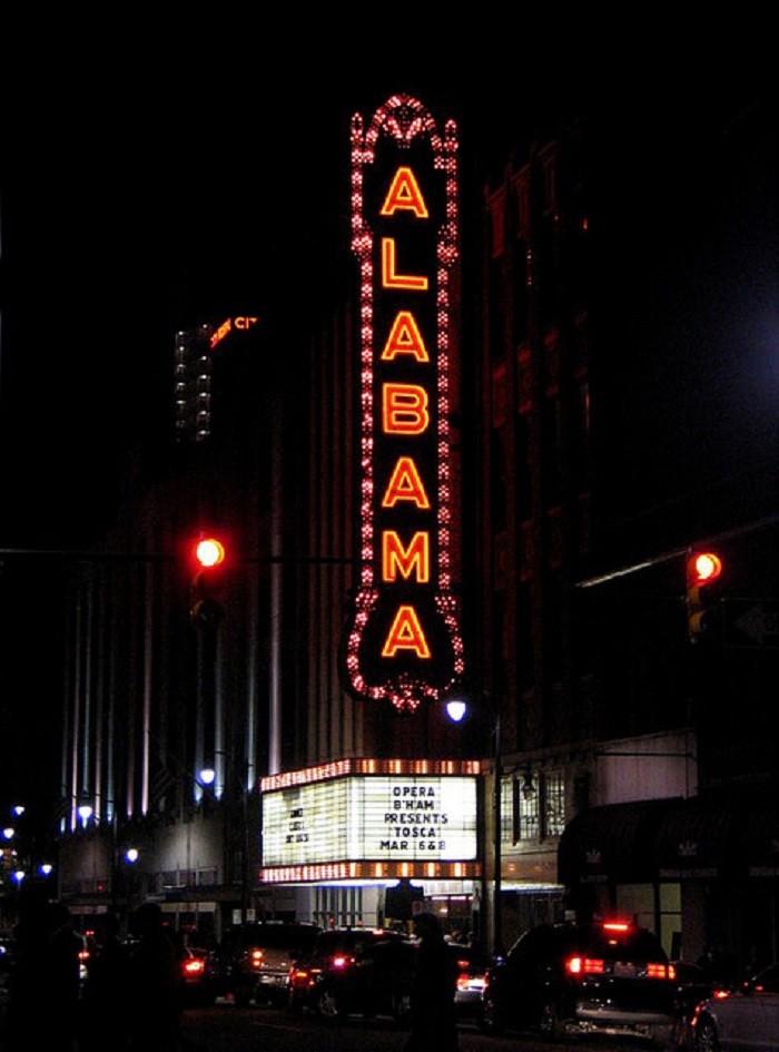 Alabama Movies Theater