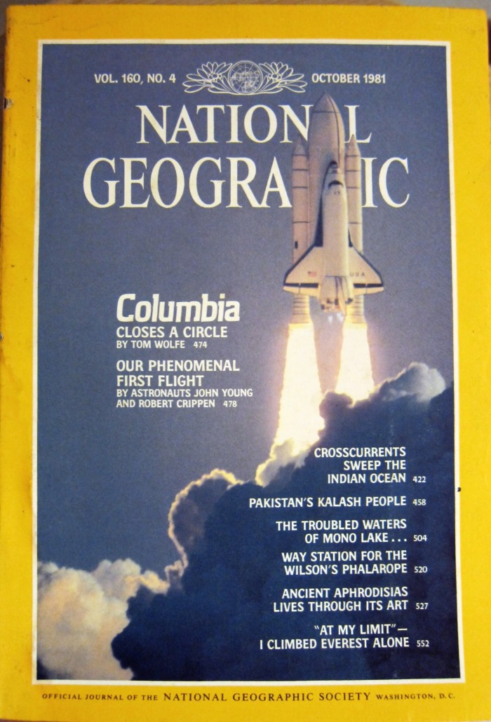 "2. Thanks to the ""National Geographic"" being printed in Corinth, the Magnolia State has been helping inspire people to care about the planet for years."