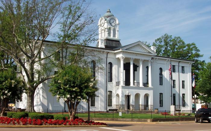 2. Lafayette County