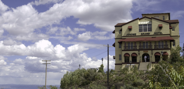 6. Jerome Grand Hotel, Jerome