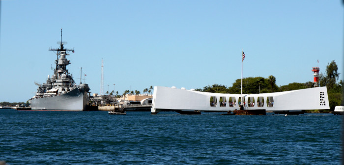 25) Immerse yourself in American history with a trip to Pearl Harbor.