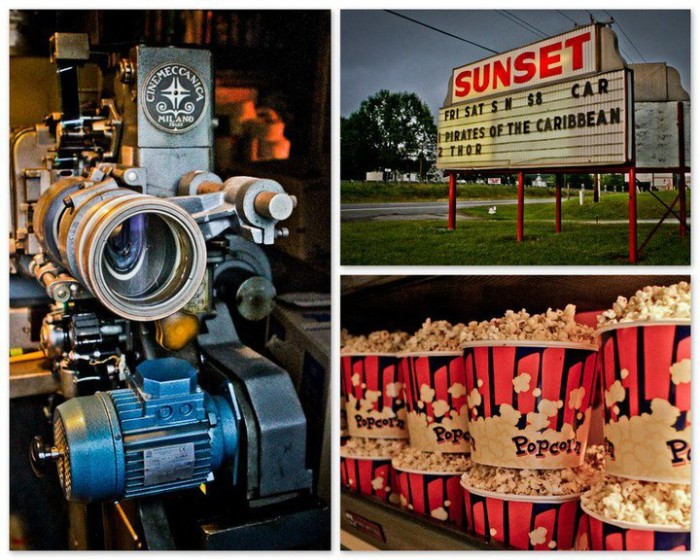 5. Sunset Drive-In, Shelby