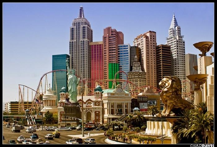 8. New York-New York Hotel & Casino - Las Vegas, NV