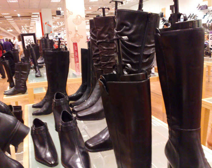 11) Boot Season