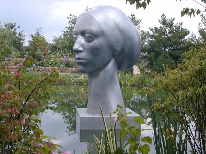 8. Grounds For Sculpture, Hamilton