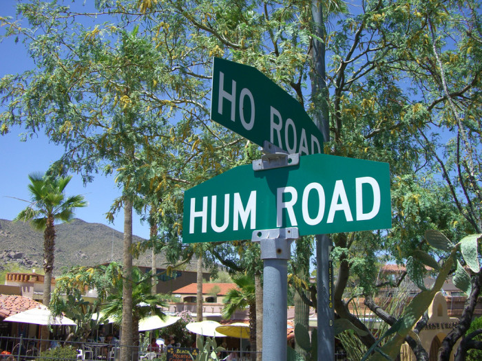 8. Ho Road & 9. Hum Road, Carefree
