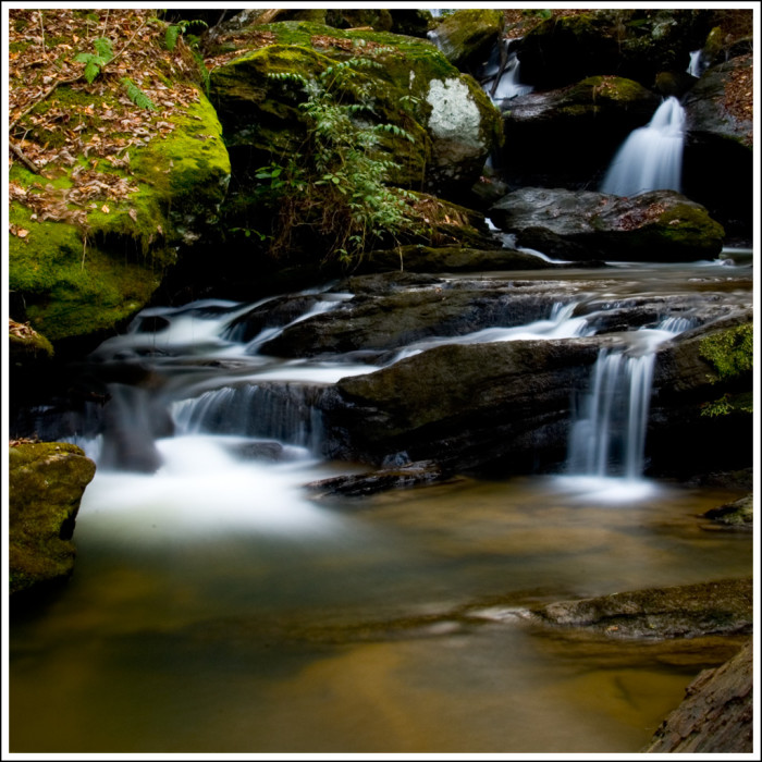 9. Take her hiking in upstate SC and visit a waterfall. We have many to choose from and they're all magical.