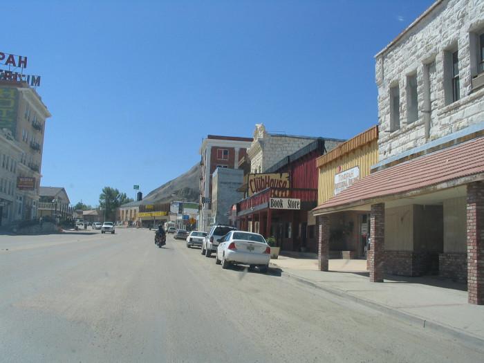 1. Nye County