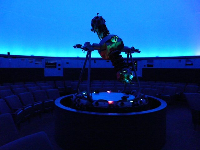 10. Visit the Museum of Arts & Sciences and view the Planetarium - 4182 Forsyth Rd, Macon, GA 31210