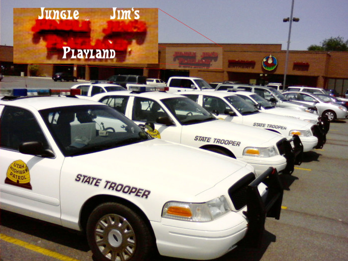 4) Even Cops Need Some Fun
