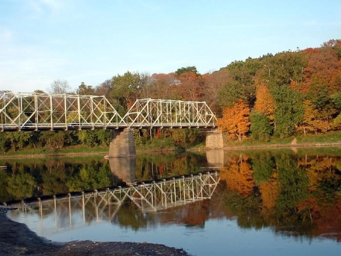 6. Dingman's Bridge, Layton