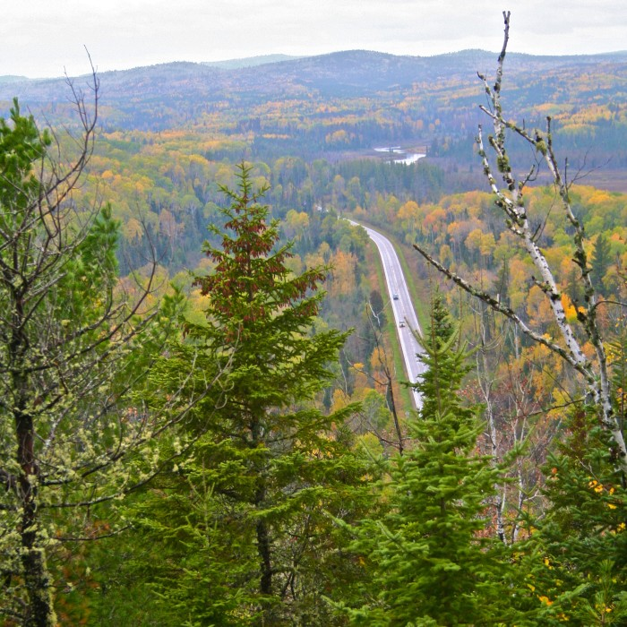 9. Everyone's favorite northern MN driving destination is by far Gunflint Trail - and with good reason - the scenery is unforgettable!