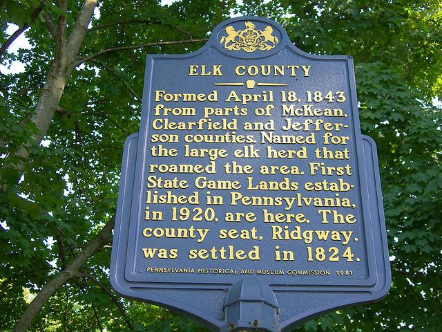 3. Elk County