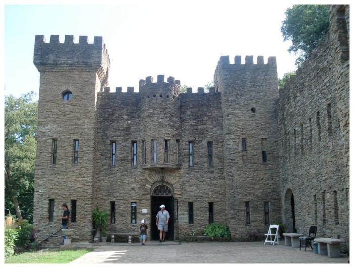 2. Explore the Chateau Laroche...