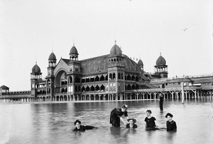 6. Saltair, 1910