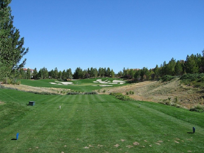 12. Play a fun round of golf on one of Nevada's beautiful courses.