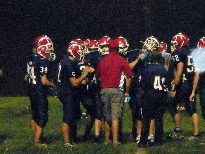 6. ...and so is high school football!