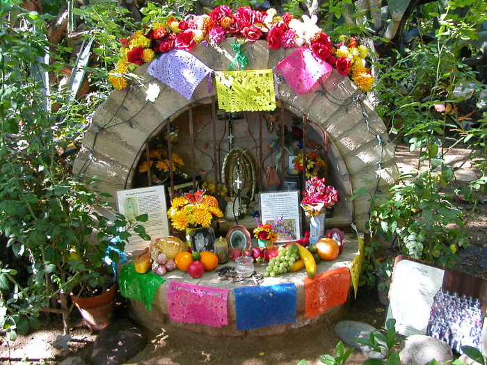 8. It also means Dia de los Muertos festivities at the end of October.