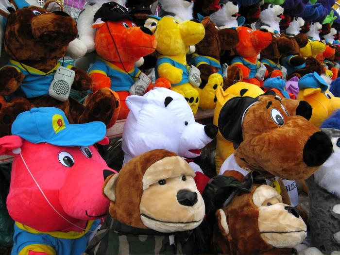 11) That Cheesy Stuffed Bear Really Isn't Worth It