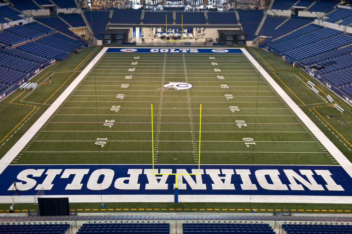 1. We are home to the Indianapolis Colts. I know, not every Hoosier is a big sports fan, but most of us are still happy to support our Colts. Keep bleeding blue everyone!