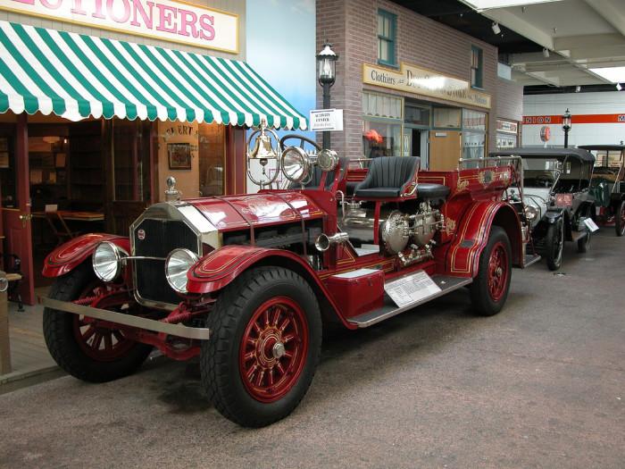 9. National Automobile Museum