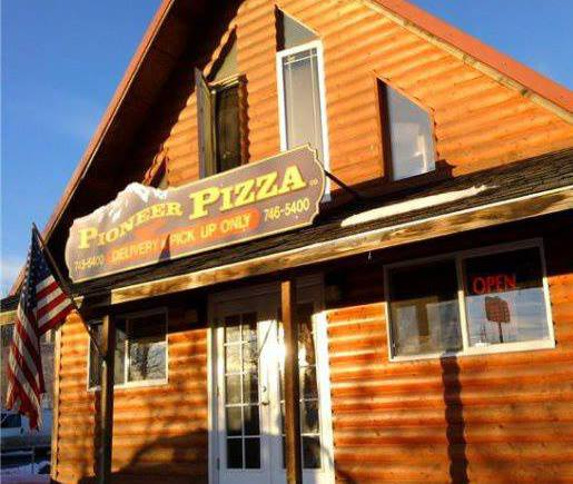 4) Pioneer Pizza in Palmer