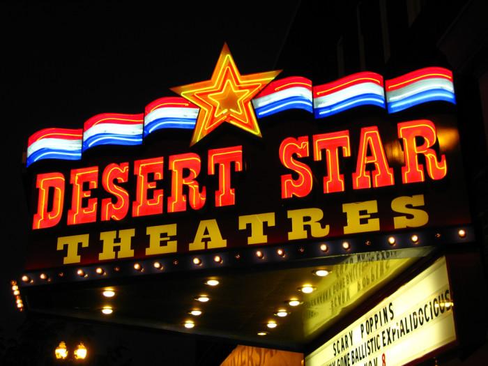 5) Desert Star Playhouse, Salt Lake City