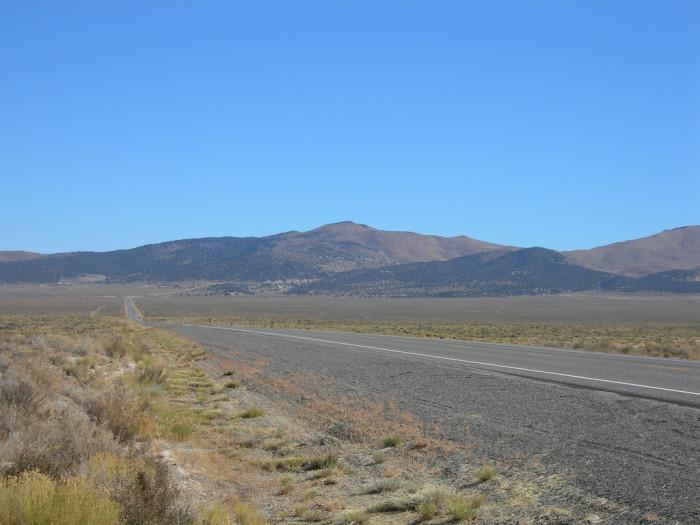 9. America's Loneliest Road
