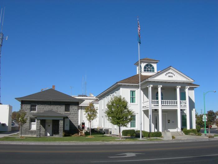10. Churchill County