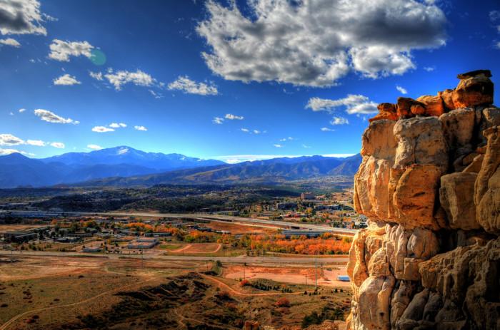 2. Colorado Springs