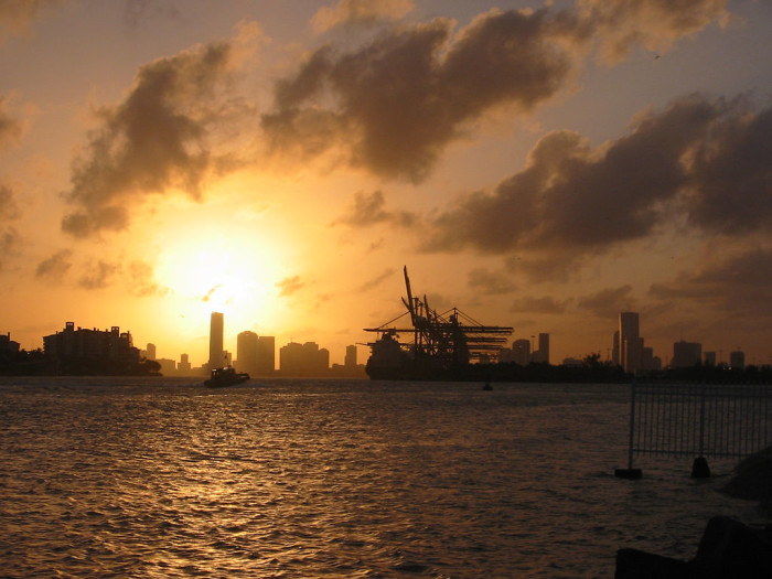 25. Even our big cities are picturesque.
