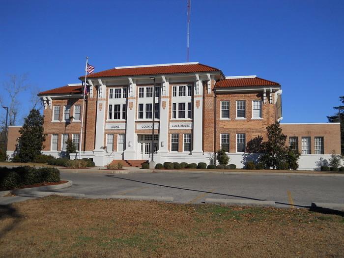 4. Stone County: 32.85/10,000