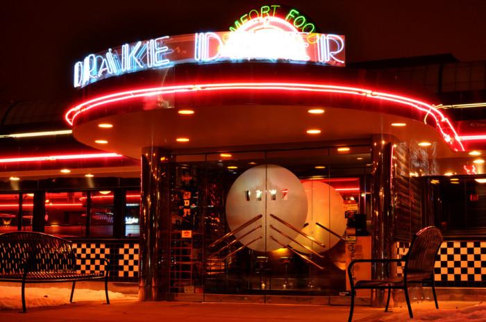 2. Drake Diner, Des Moines