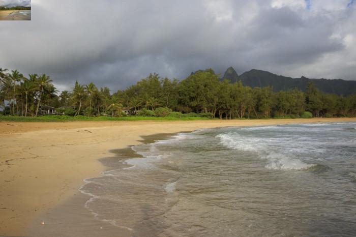 3) Anahola Bay & River, Kauai