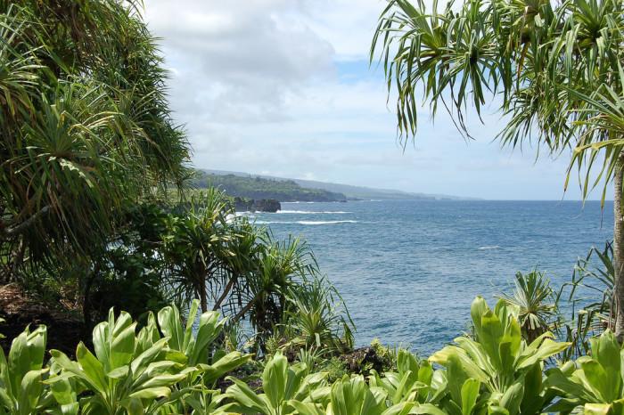 3) Kahanu Garden, Maui
